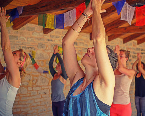 Soul Temple Retreat Photos, Croatia 2016