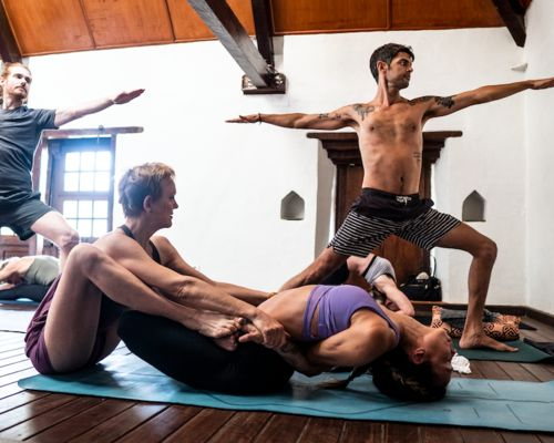 Ashtanga Yoga Journey to Nepal